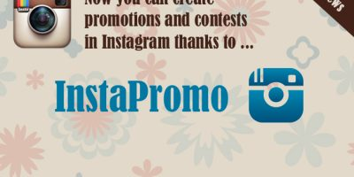 InstaPromo: Promotions and Contests in Instagram