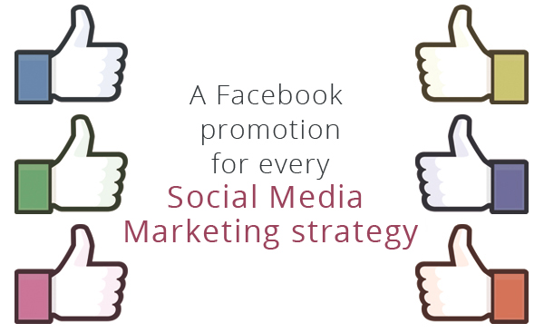 A Facebook promotion for every Social Media Marketing strategy