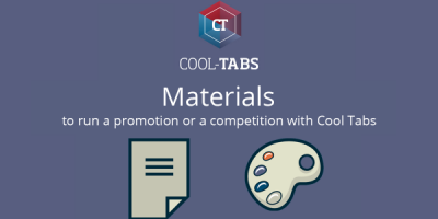 What Materials Do We Need in Order to Run a Promotion or Competition with Cool Tabs?