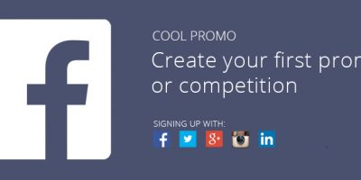 Cool Promo: Create your first competition with Cool Tabs