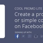 Cool Promo Lite: Create a promotion or simple contest on Facebook