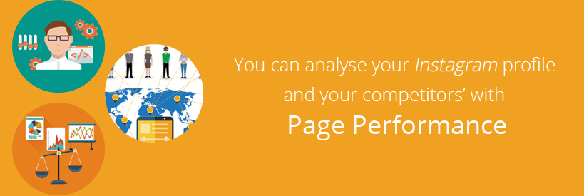 You can analyse your Instagram profile with Page Performance