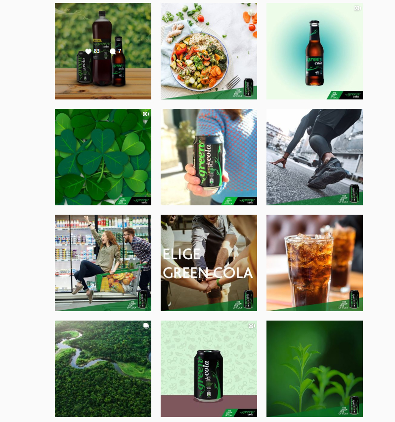 Case Study Green Cola