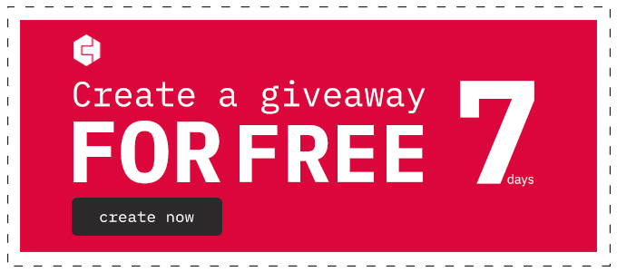 giveaways contests