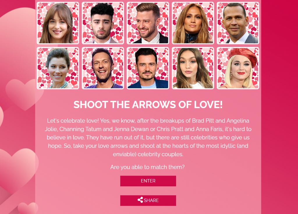 Valentine's Day game