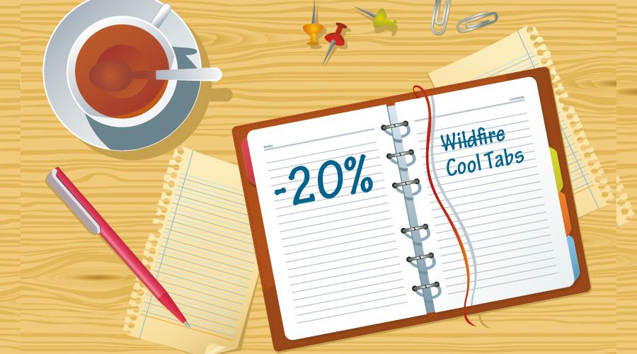 La mejor alternativa a Wildfire es Cool Tabs