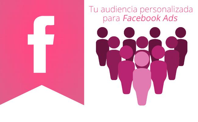Tu audiencia personalizada