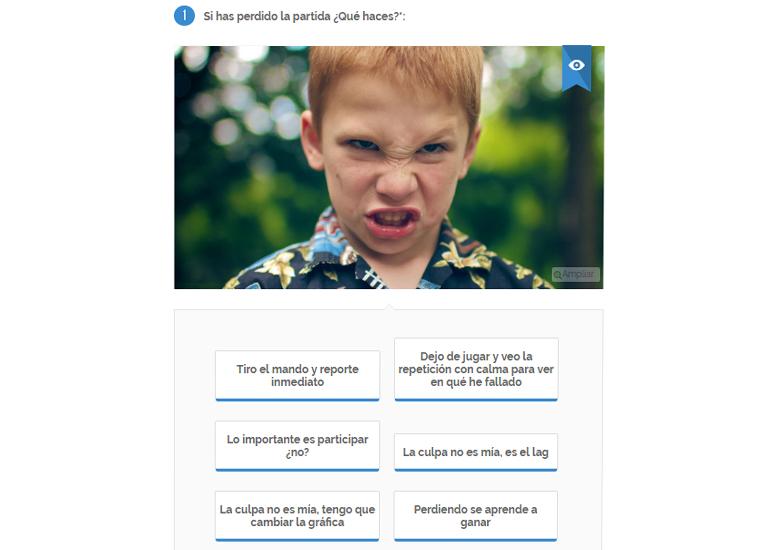 test de personalidad gamer: campañas en redes sociales para gamers