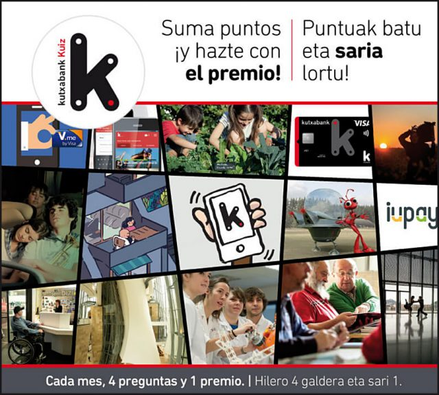 Banco Kutxabank: Campañas en redes sociales