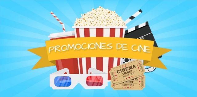 promociones de cine en redes sociales