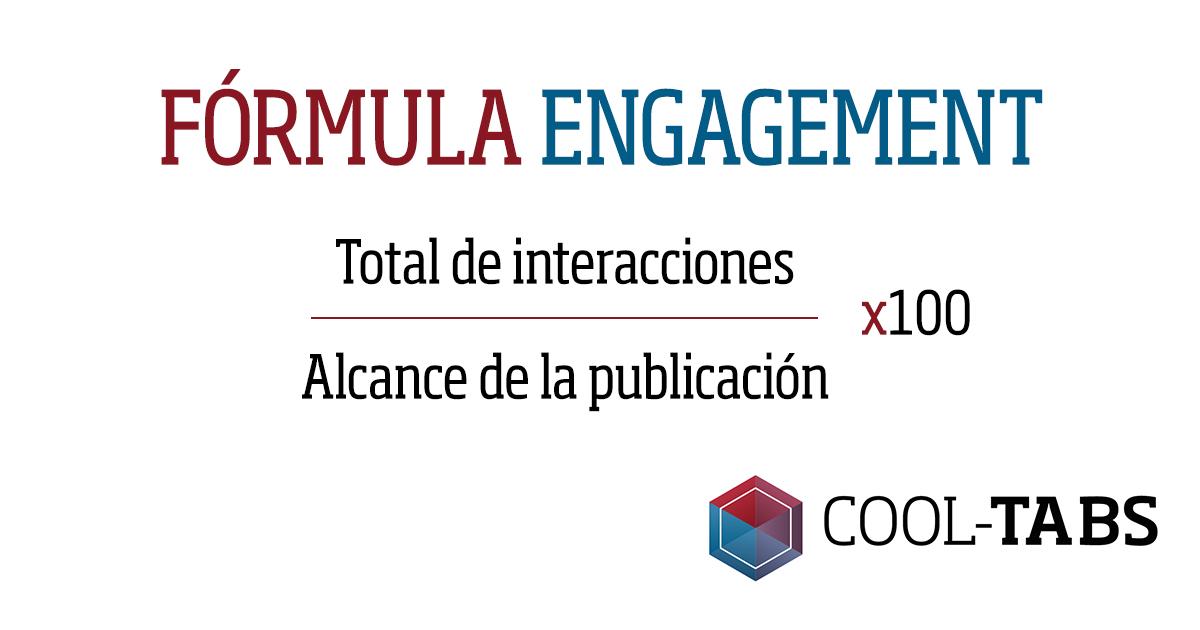 Fórmula engagement