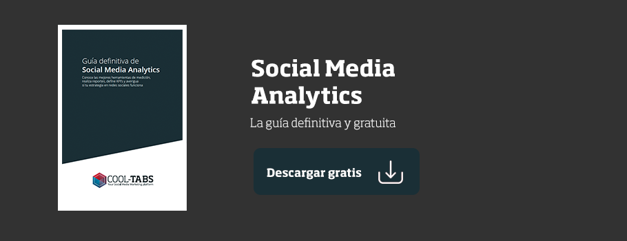 Guía Social Media Analytics