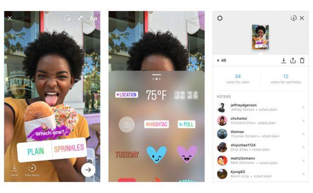 encuestas instagram stories