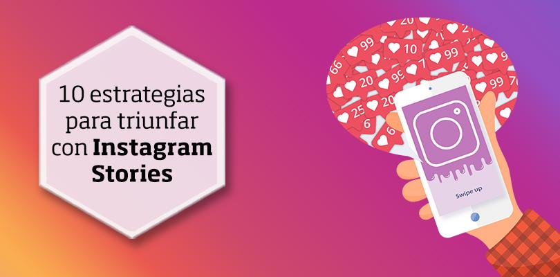 estrategias en Instagram Stories