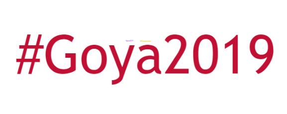 #Goya2019