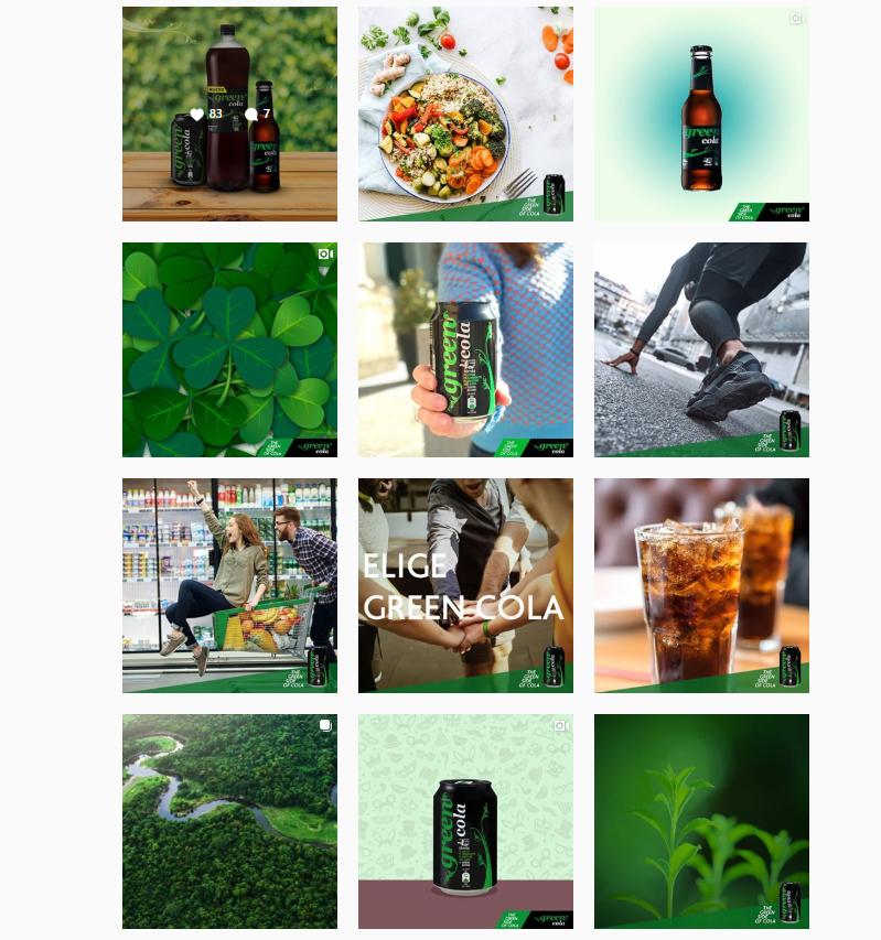 Green-Cola-Instagram