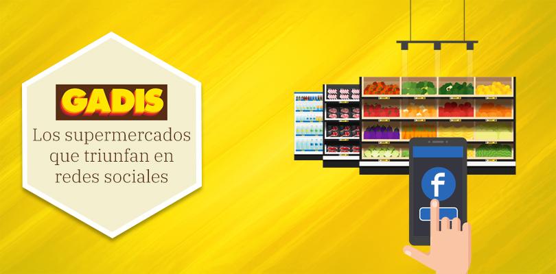 supermercados Gadis redes sociales