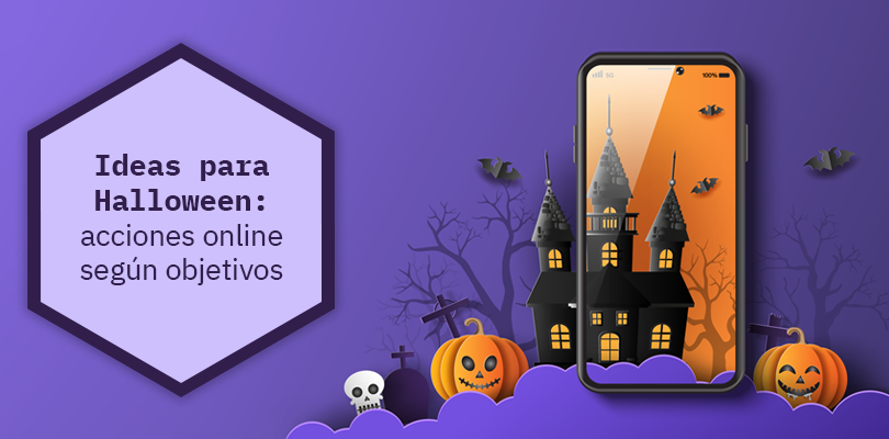 ideas para Halloween marketing