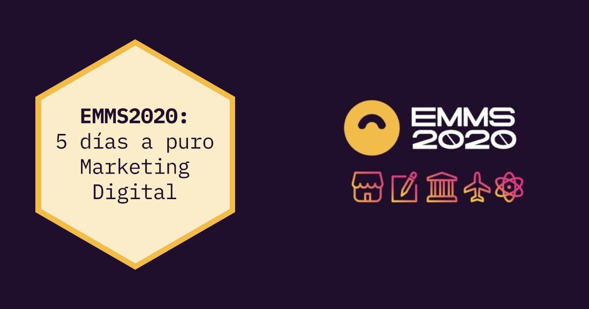 EMMS 2020: evento de marketing digital