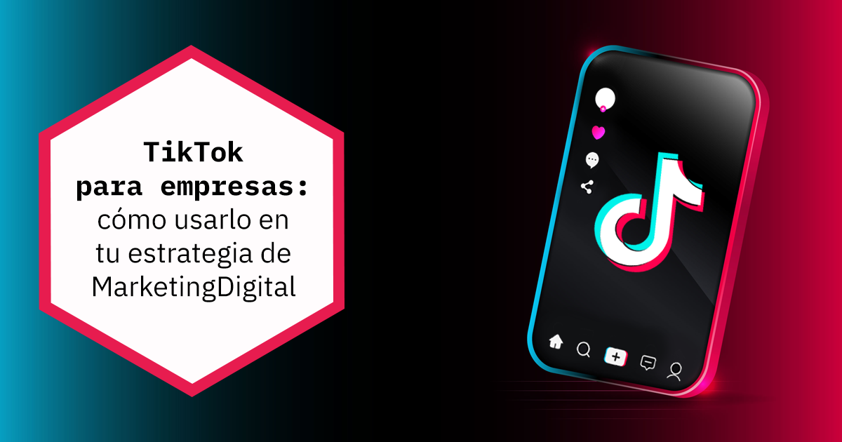 TikTok para empresas marketing
