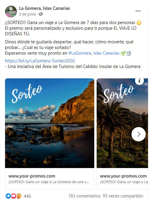 cómo promocionar un destino turístico