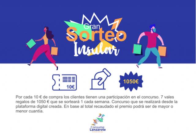 Consume Lanzarote: campaña para reactivar el comercio local