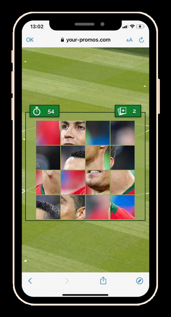 puzzle online EURO2020