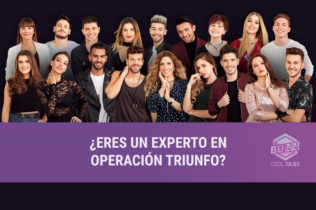 Operación Triunfo OT2017