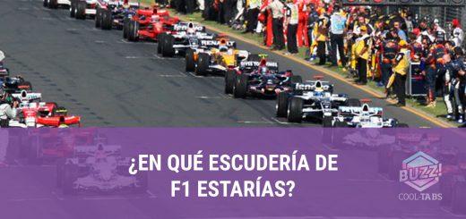 formula 1 equipo